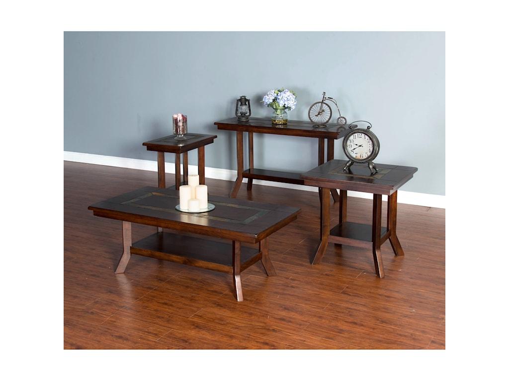 Sunny Designs Santa FeCoffee Table