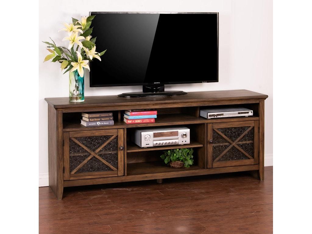 Sunny Designs SavannahTV Console