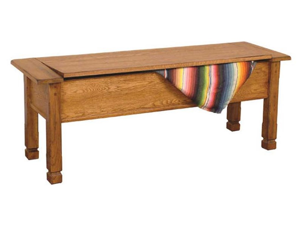 Sunny Designs SedonaSide Bench