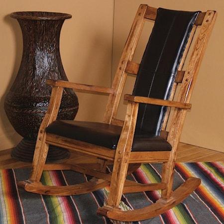 Sedona Rocker w/ Cushion Seat