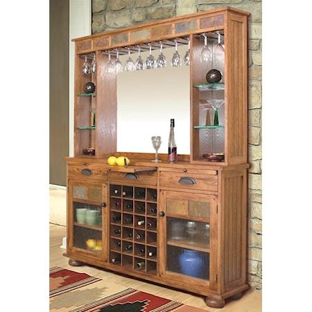 Sedona Back Bar & Server