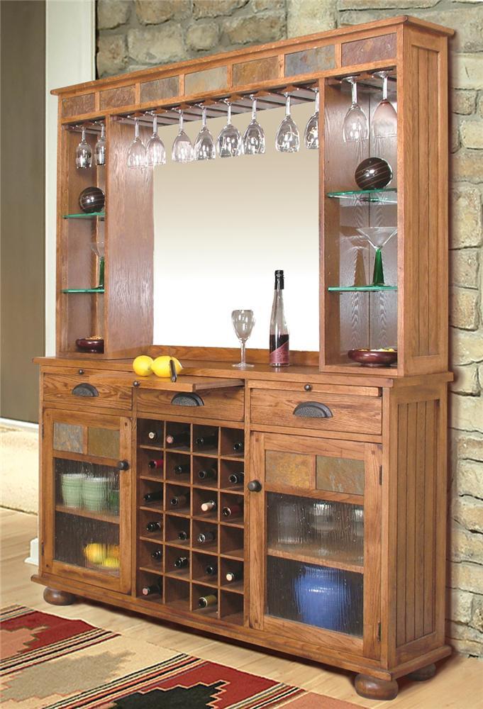 Genial Sunny Designs Sedona Back Bar U0026 Server