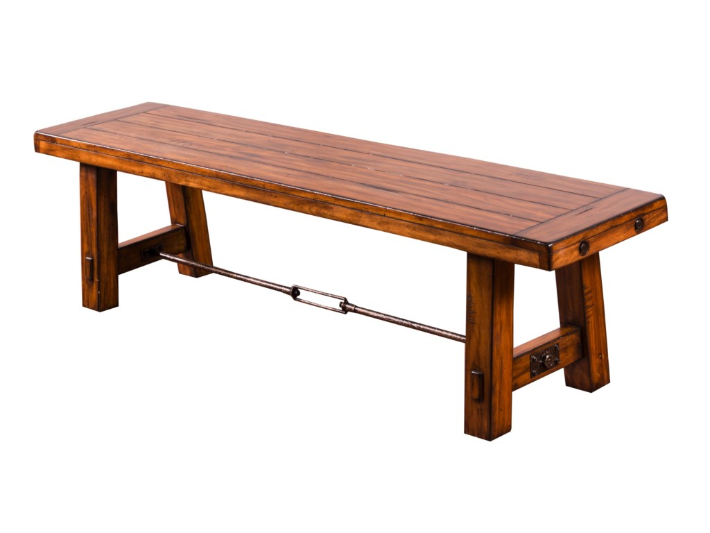 Market Square TremontTremont Dining Bench