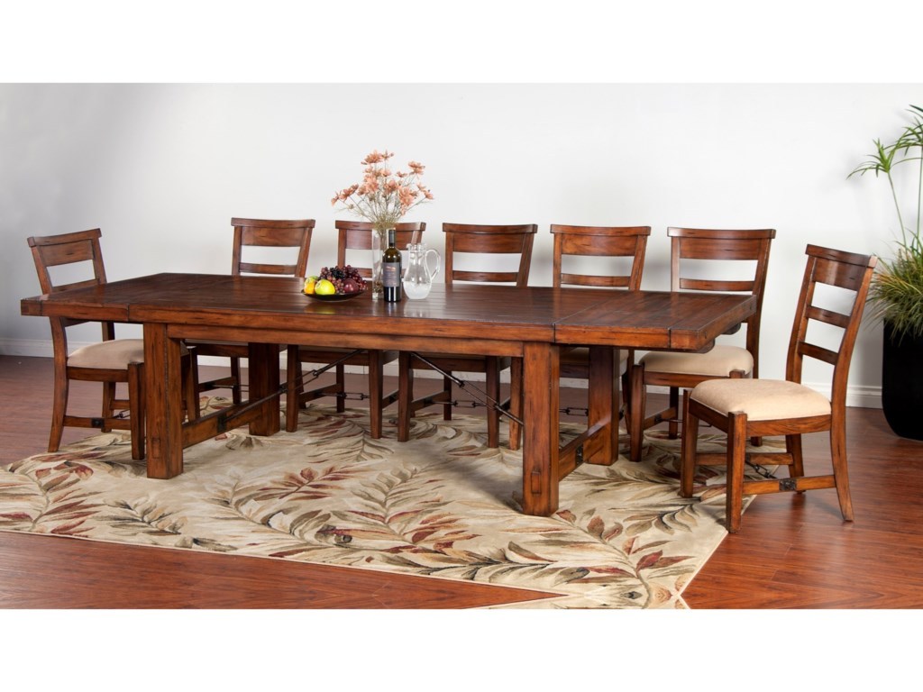 Sunny Designs TuscanyExtension Table