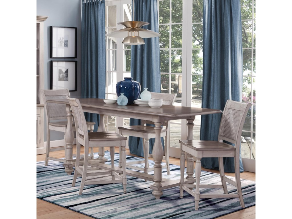 Sunny Designs Westwood Village5-Piece Counter Height Dining Set