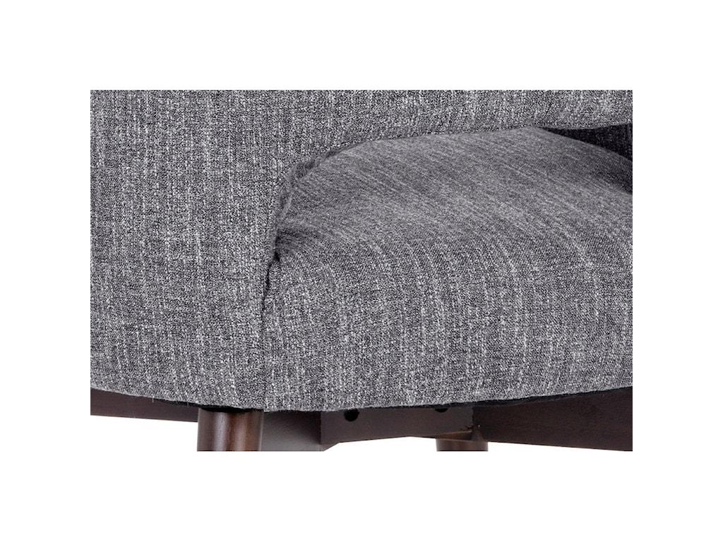 Sunpan Imports 5WestNewton Swivel Armchair