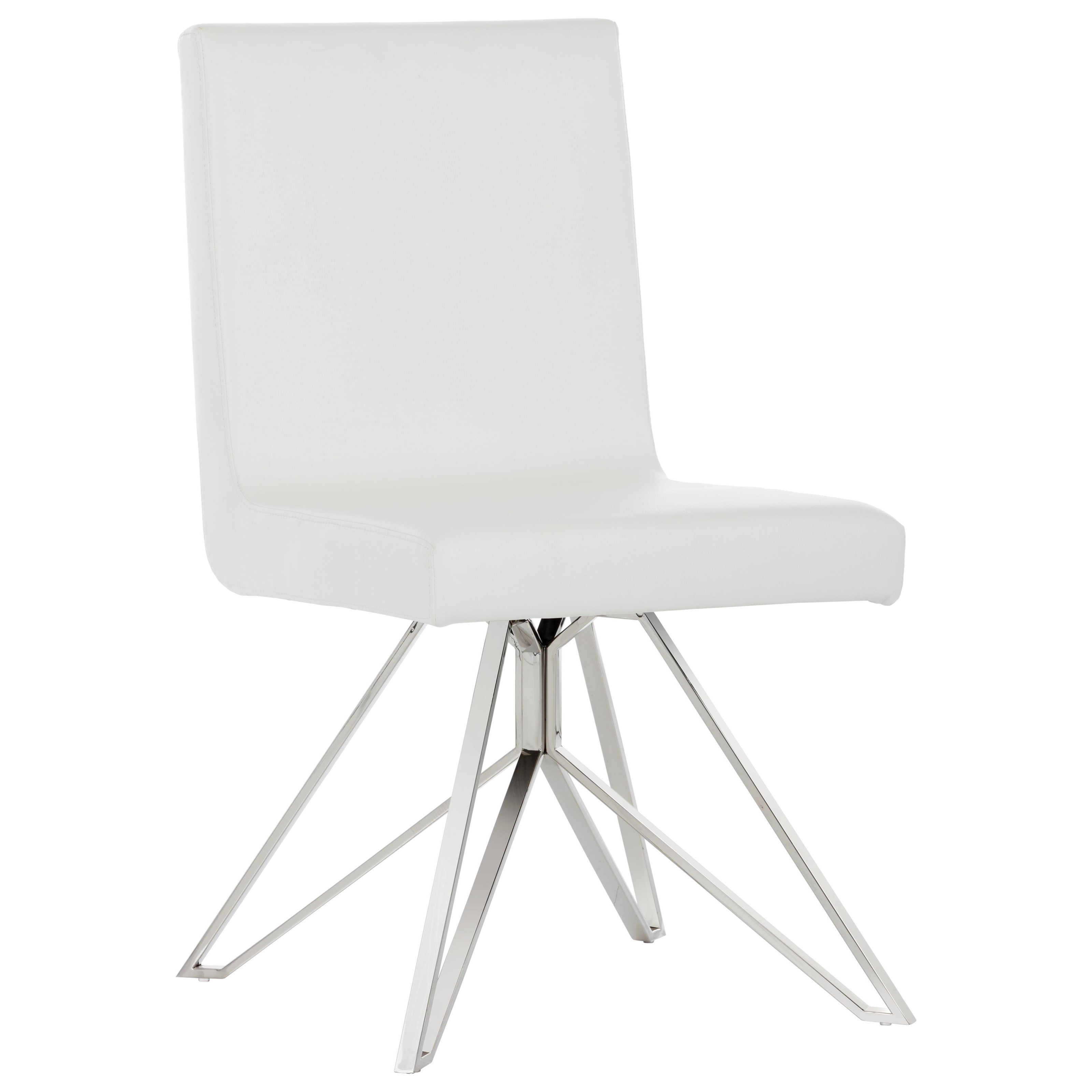 Sunpan Imports IkonClouse Swivel Dining Chair ...  sc 1 st  Stoney Creek Furniture : sunpan chairs - Cheerinfomania.Com