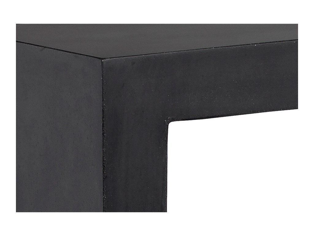 Sunpan Imports MIXTAxle Console Table