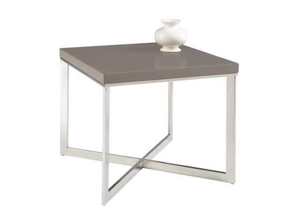 Sunpan Imports PilotEnd Table
