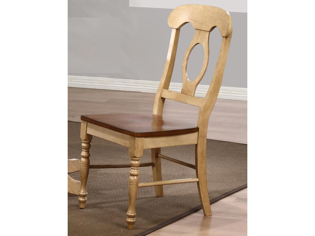 Sunset Trading Co. BlakeNapoleon Side Chair