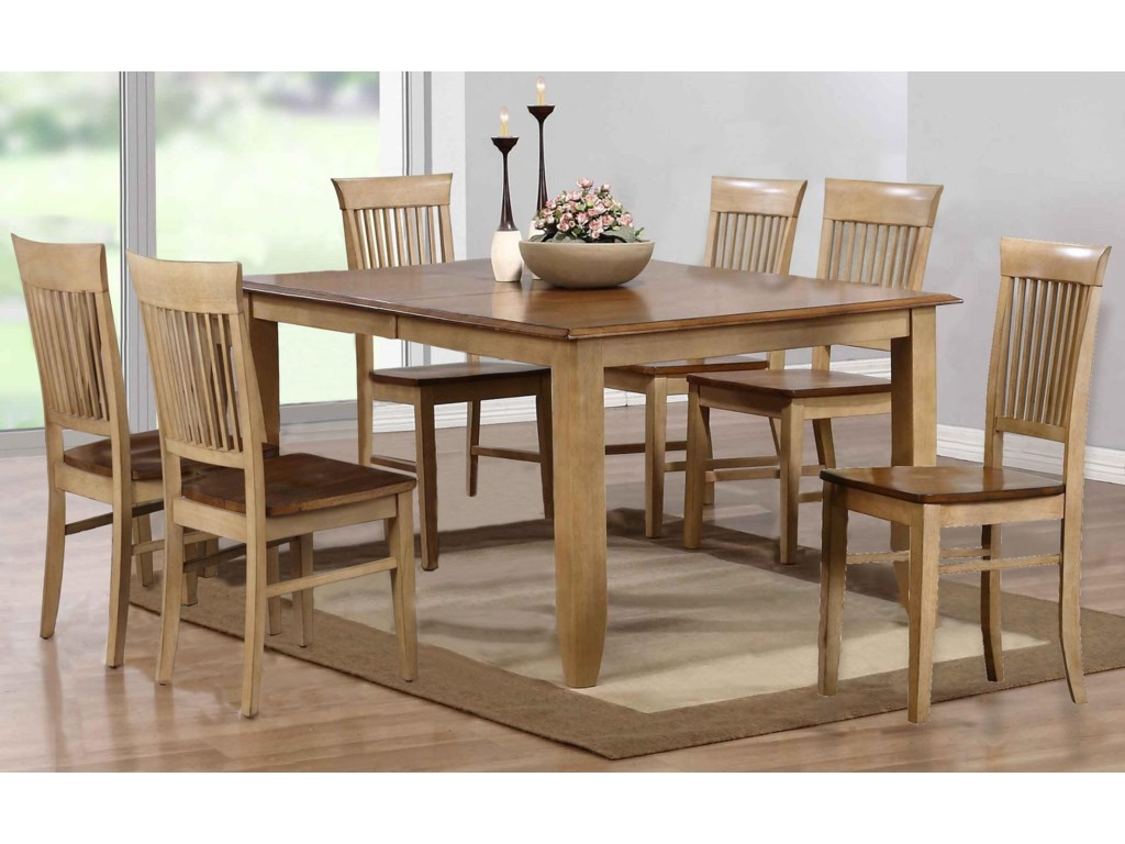 Sunset Trading Co. Blake7PC Dining Table & Chair Set