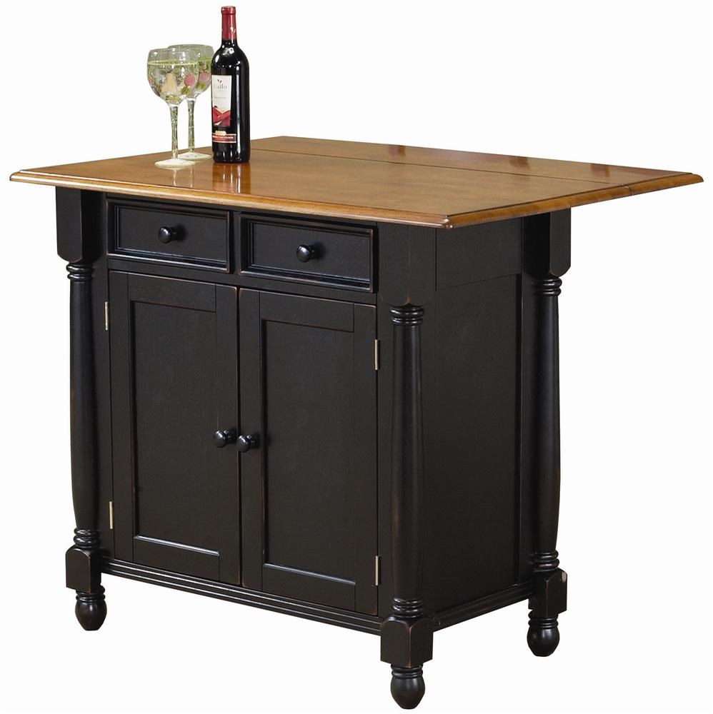 Sunset Trading Co Sunset Selections Kitchen Island With