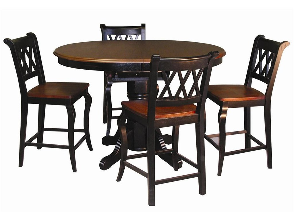 Sunset Trading Co. Sunset SelectionsCafe Height Dining Table