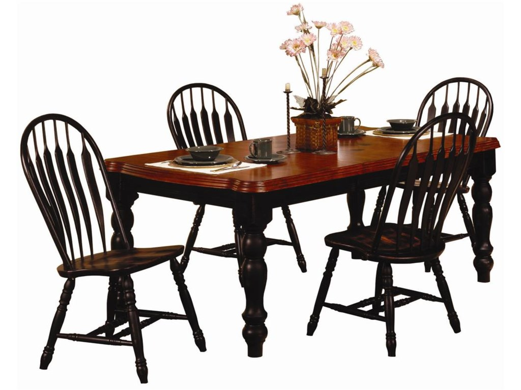 Sunset Trading Co. Sunset SelectionsLeg Dining Table