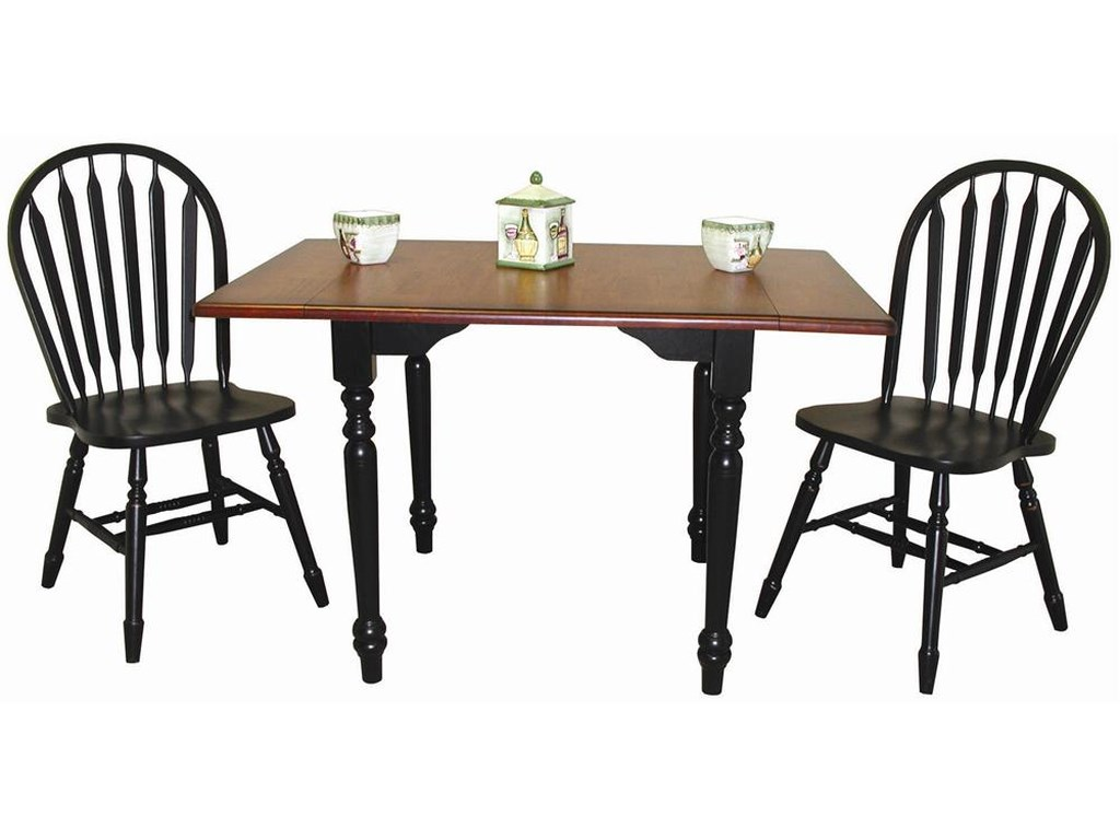 Sunset Trading Co. Sunset Selections3 Piece Dinette Set