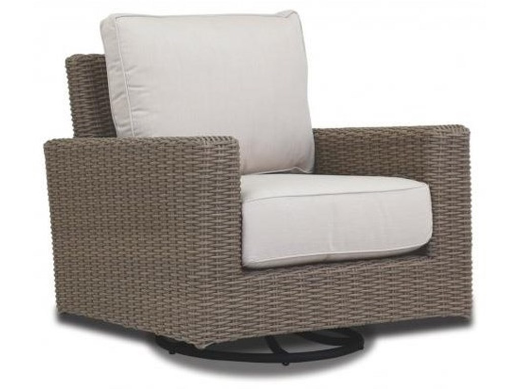 Sunset West CoronadoClub Swivel Rocker