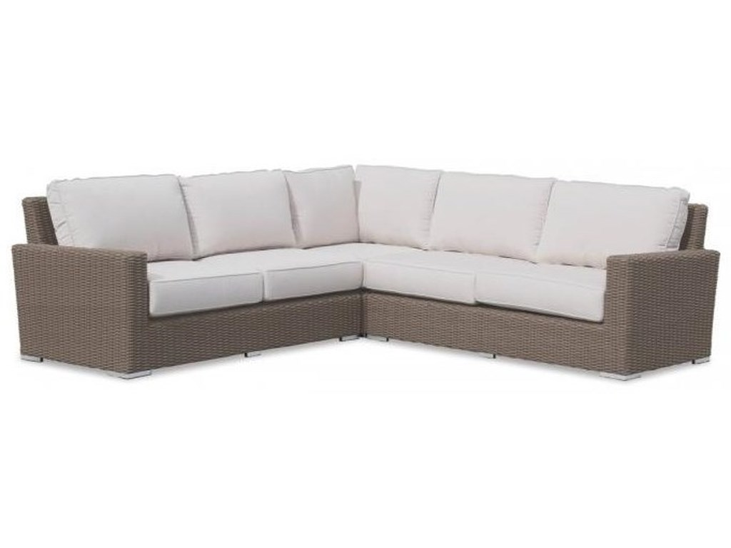 Sunset West Coronado3 Piece Sectional
