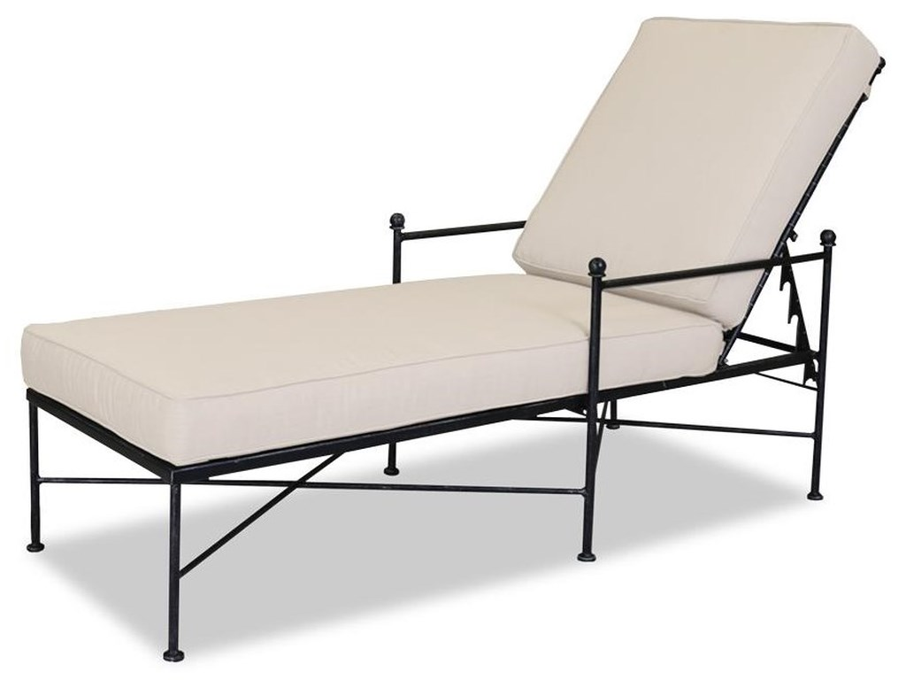 Sunset West ProvenceAdjustable Chaise