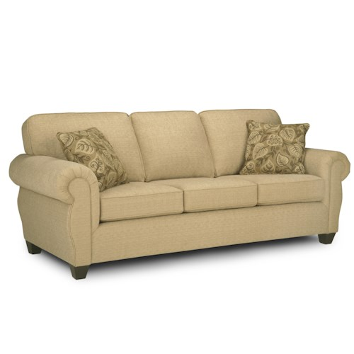 Superstyle 9555 Sofa Transitional Sofa