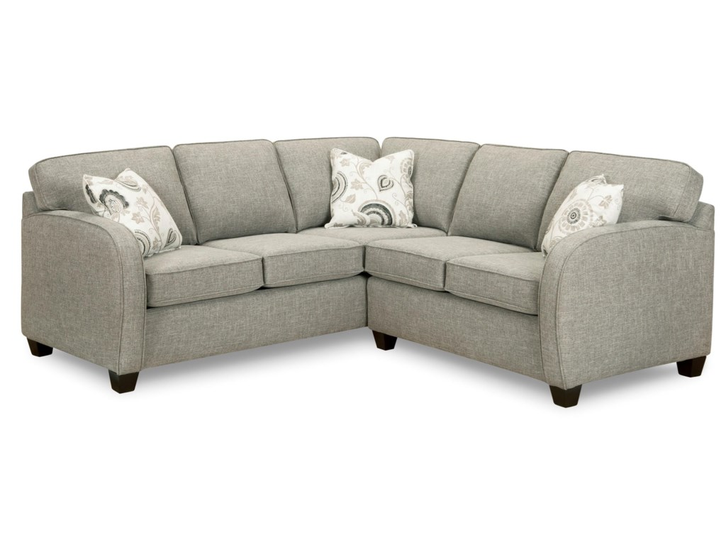Superstyle 9684Sectional Sofa