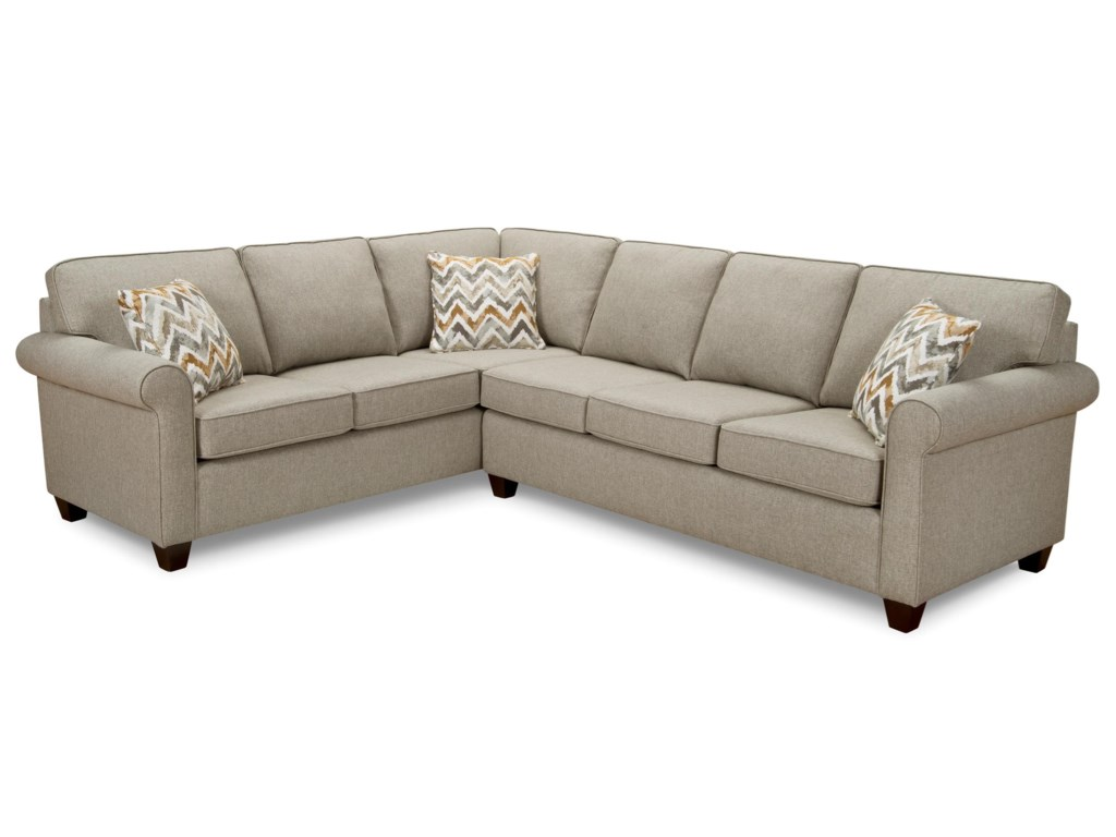 Superstyle 9701Sectional Sofa