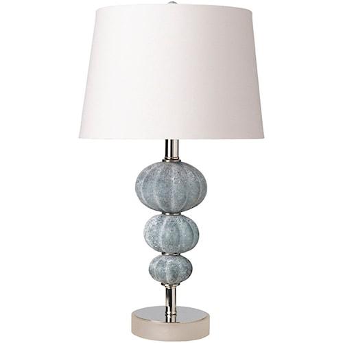 Surya Abbey 13 x 13 x 23 Table Lamp