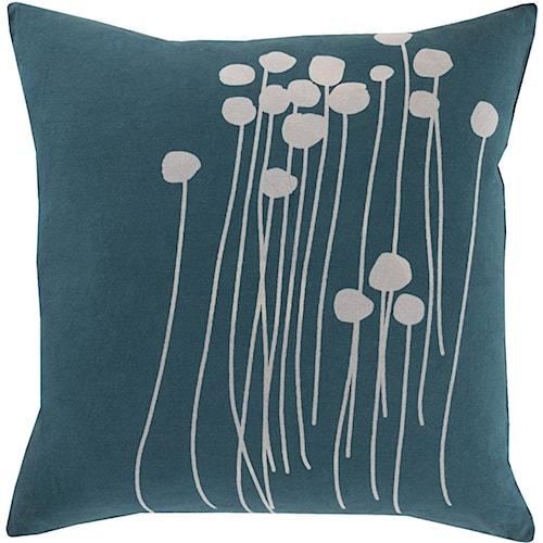 Surya Abo 20 x 20 x 4 Pillow Kit