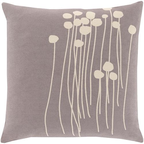 Surya Abo 18 x 18 x 4 Pillow Kit