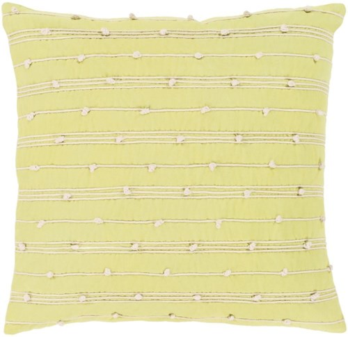 Surya Accretion 20 x 20 x 0.25 Pillow Cover