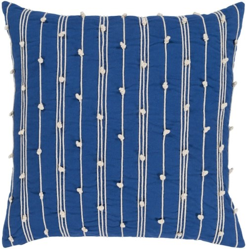 Surya Accretion 18 x 18 x 0.25 Pillow Cover