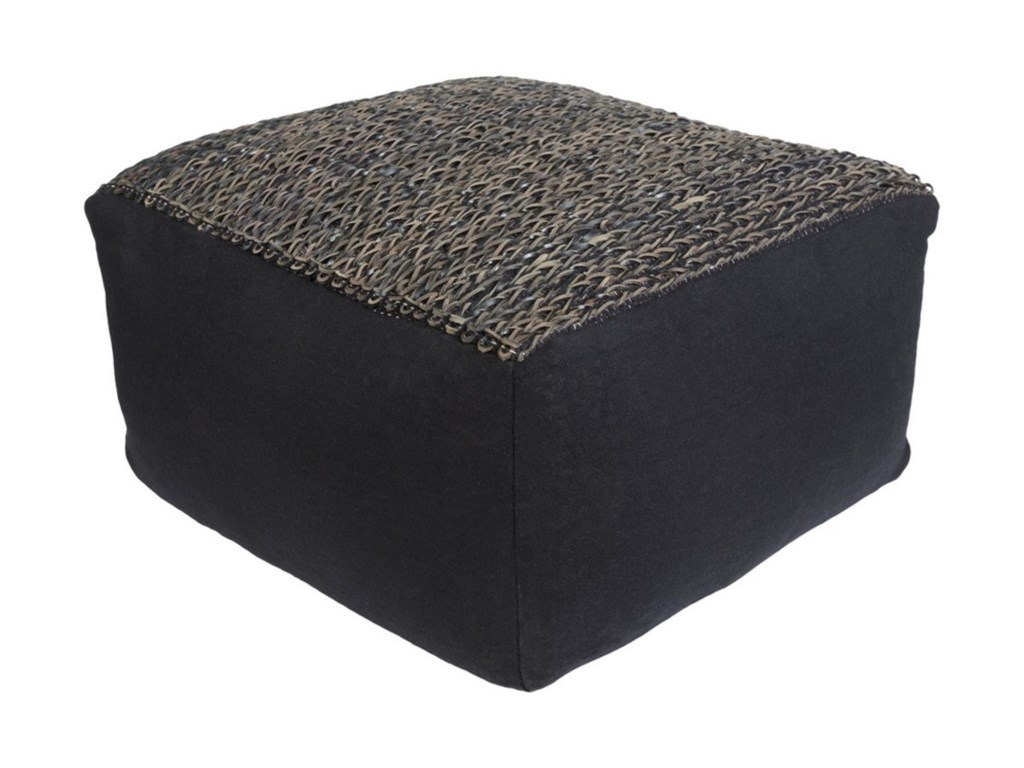 Surya AijaRectangle Pouf
