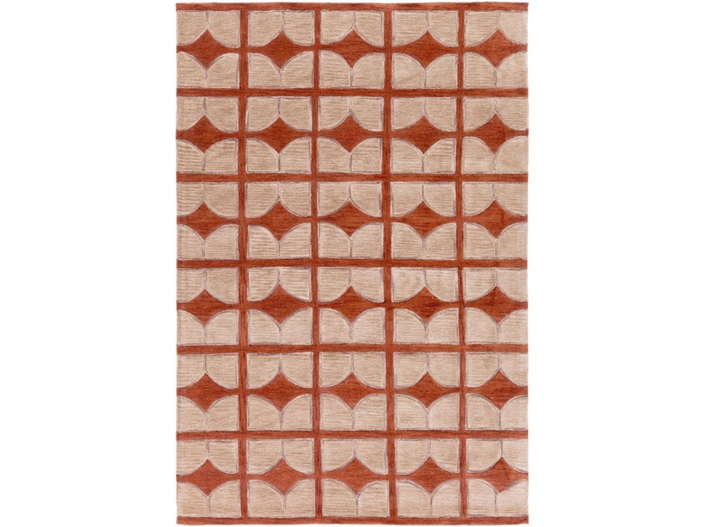 Ruby-Gordon Accents Alexandra8' x 10' Rug