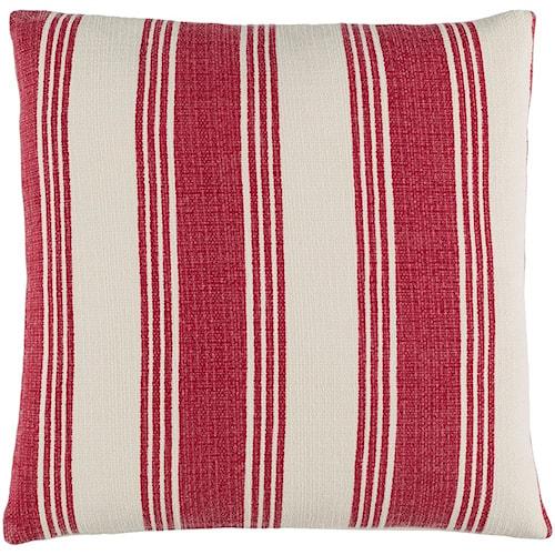 Surya Anchor Bay 18 x 18 x 0.25 Pillow Cover