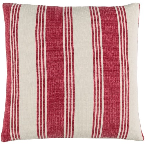 Surya Anchor Bay 18 x 18 x 0.25 Pillow Cover