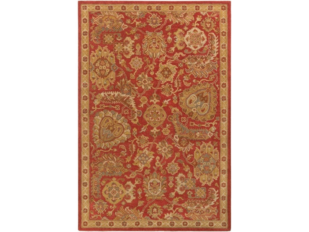 Surya Ancient Treasures8' Round Rug