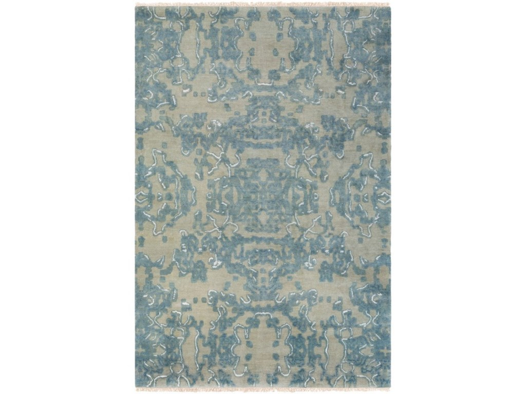 Surya Atmospheric6' x 9' Rug