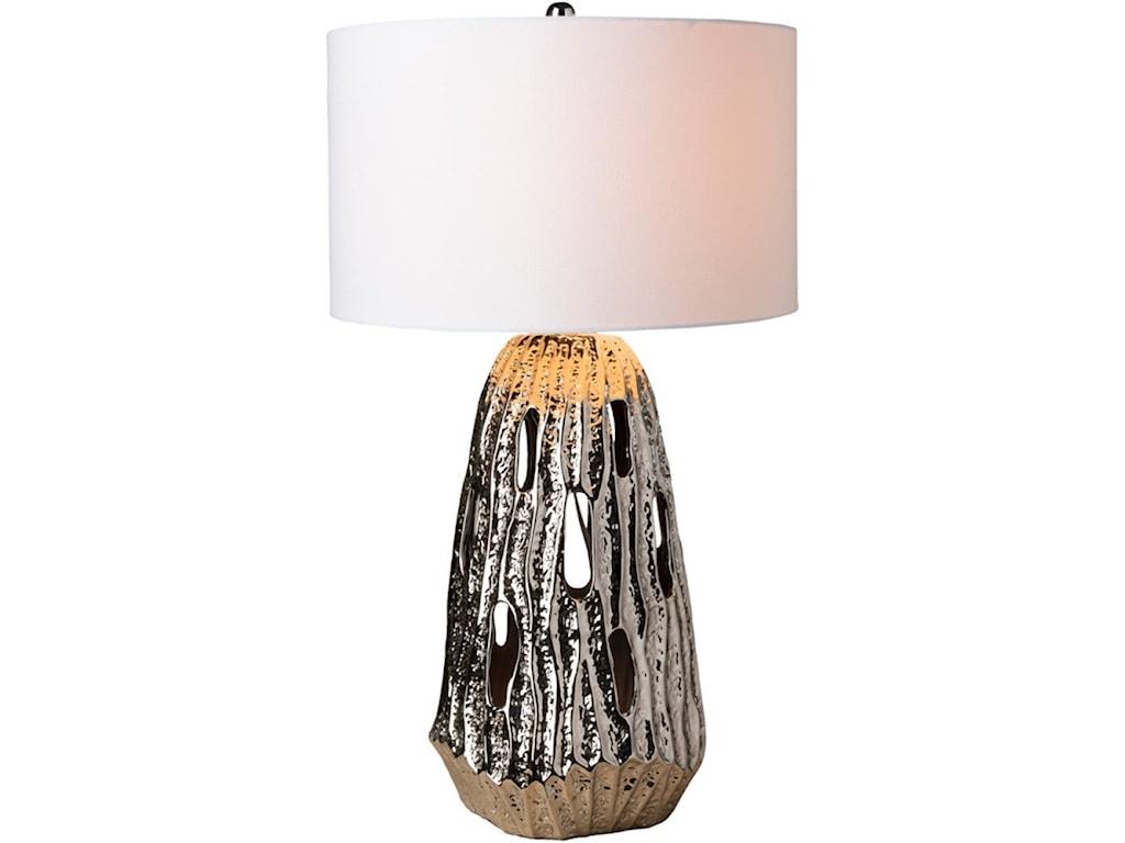 Surya AxionTable Lamp
