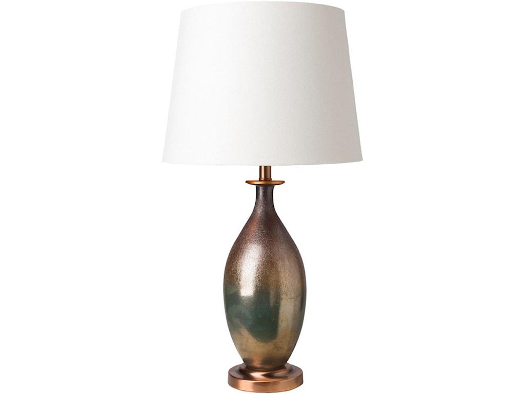 Surya BackstromTable Lamp