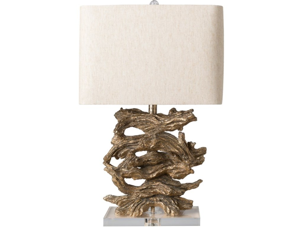 Surya BallardTable Lamp