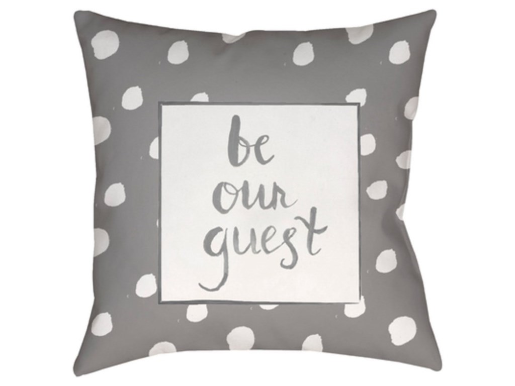 Surya Be Our GuestPillow
