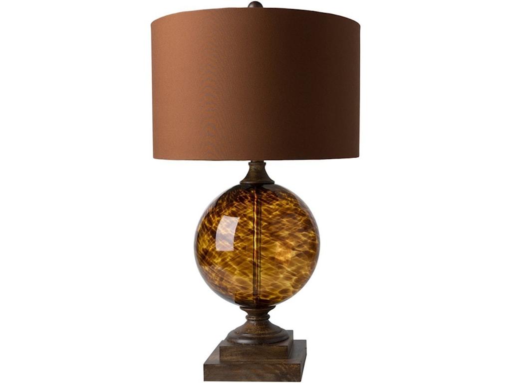 Surya BelgraveTable Lamp