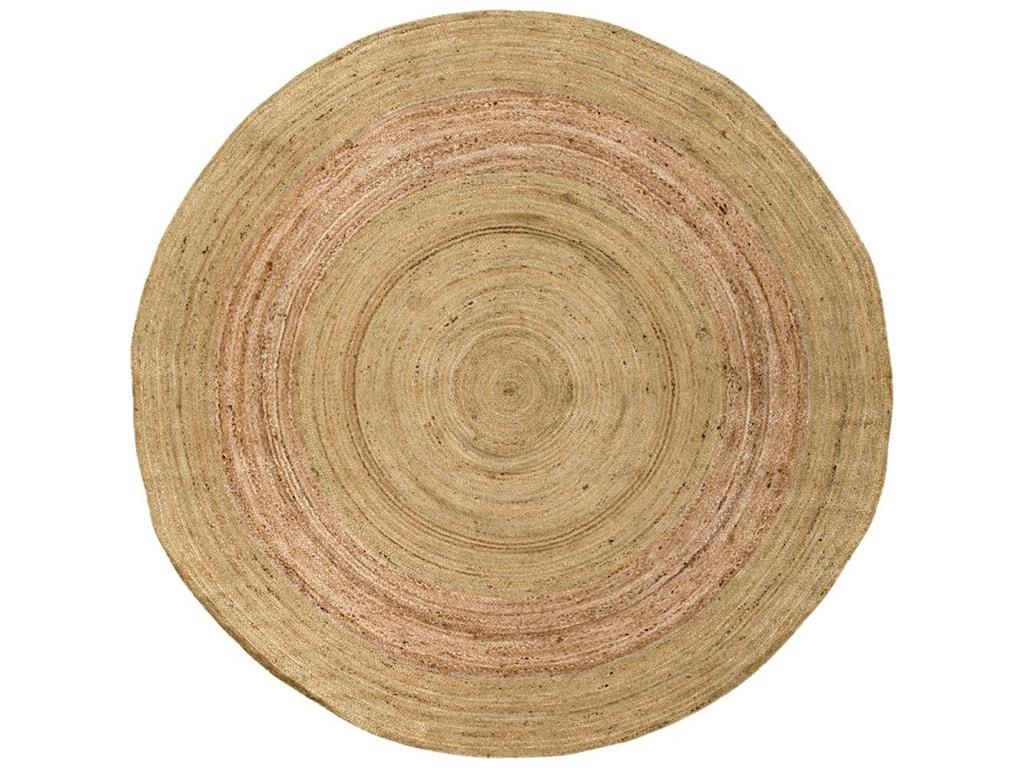 Surya Brice8' Round Rug