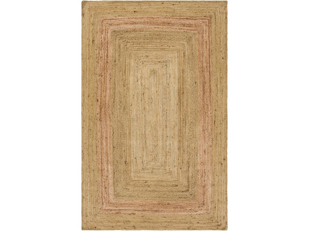 Ruby-Gordon Accents Brice8' Round Rug