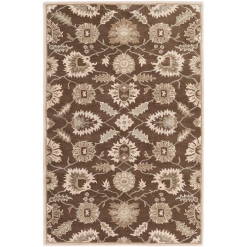 Surya Caesar 3 X 12 Runner Rug Howell Furniture Rugs