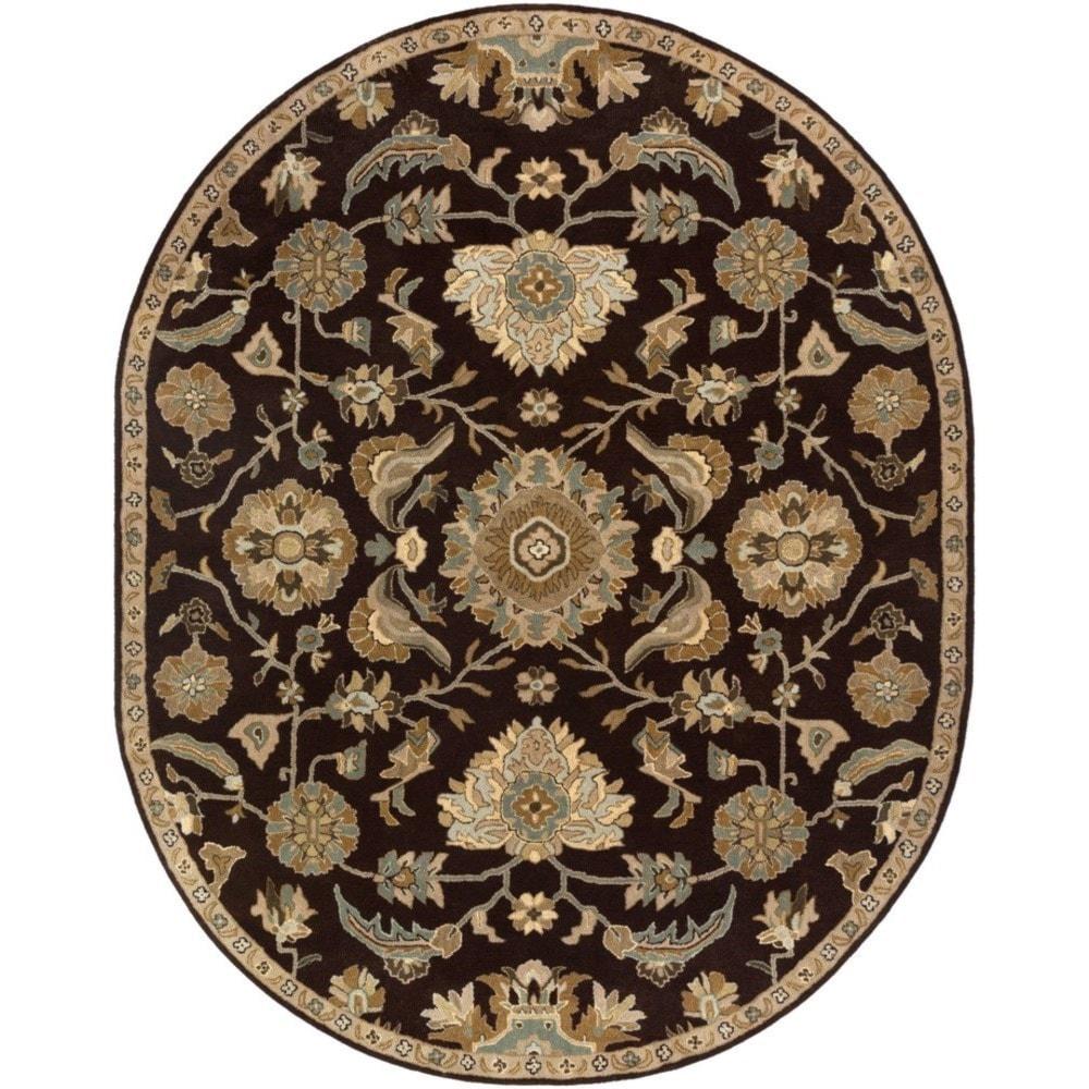 Surya Caesar 8 X 10 Oval Rug Royal Furniture Rugs