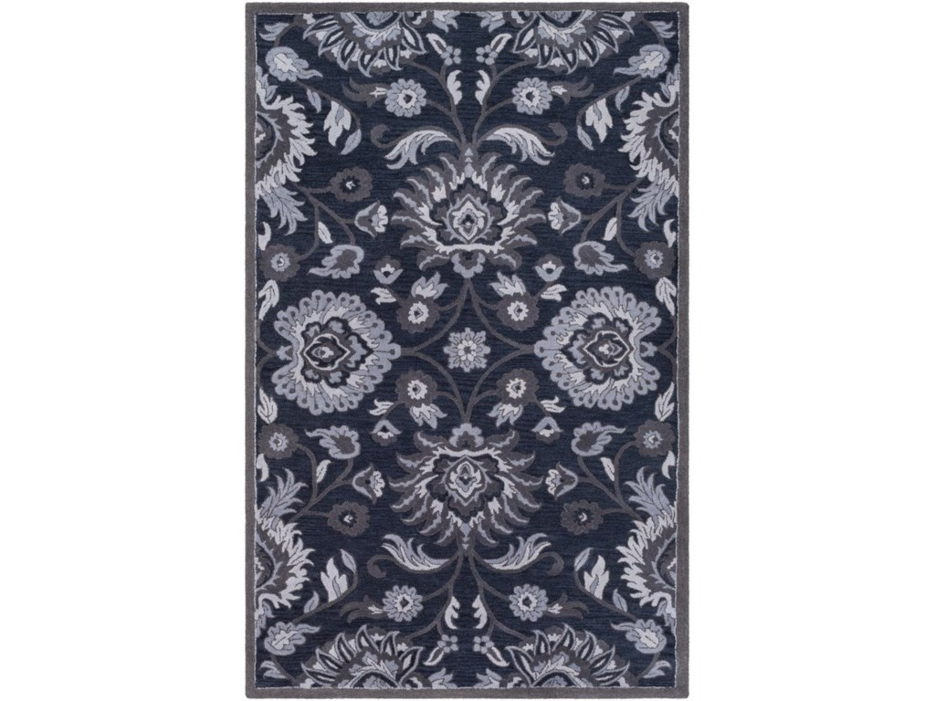 Surya Caesar2' x 4' Hearth Rug