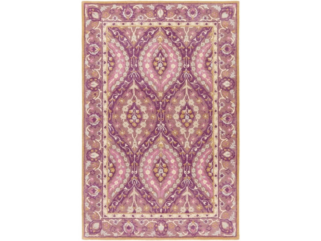 Ruby-Gordon Accents Castello9' x 13' Rug