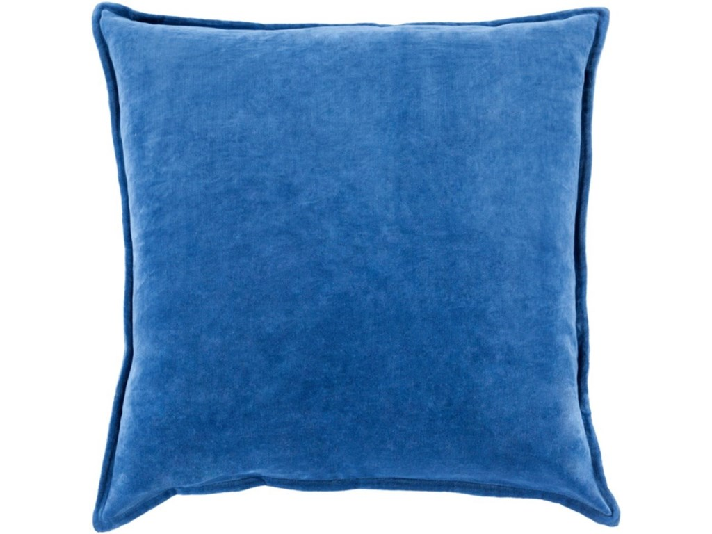 Surya Cotton VelvetPillow