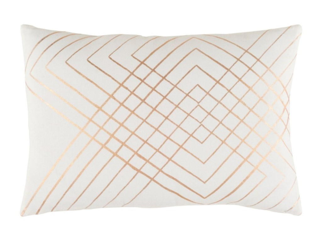 Surya CrescentPillow
