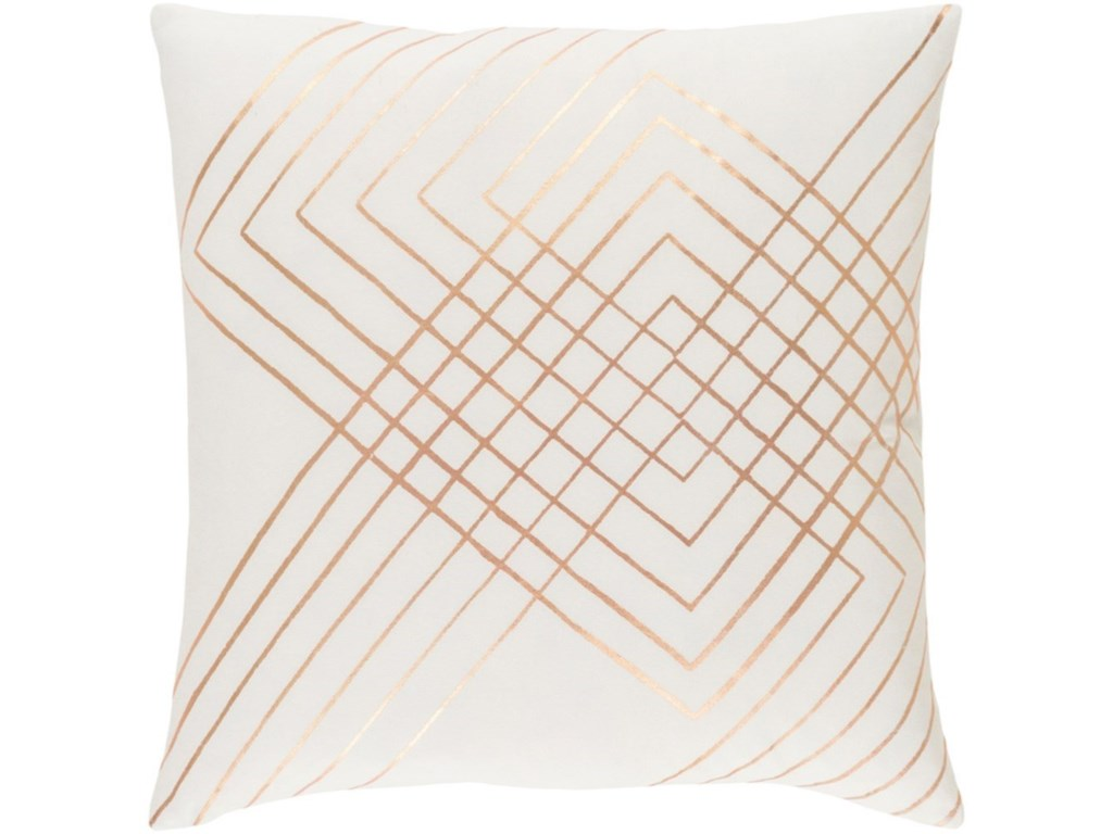 Ruby-Gordon Accents CrescentPillow